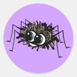 Araña de Itsy Bitsy - pegatina