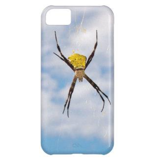 Araña de jardín hawaiana grande funda para iPhone 5C