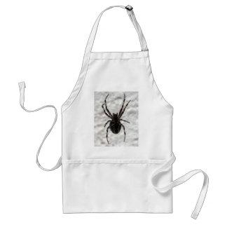 Araña de la araña delantales