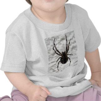 Araña de la araña camisetas