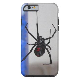 Araña de la viuda negra funda de iPhone 6 tough