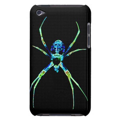 Araña de neón Case-Mate iPod touch fundas
