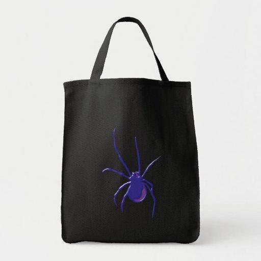 Araña de spider aquel spi bolsas