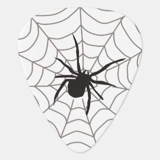 Araña del bicho plectro