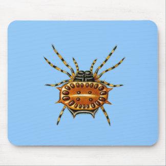 Araña del cangrejo alfombrillas de ratones