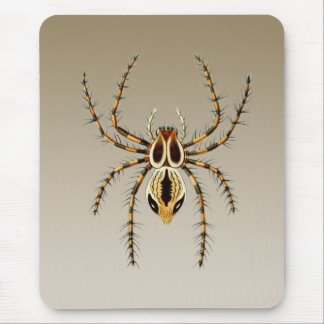 Araña del lince tapete de ratón