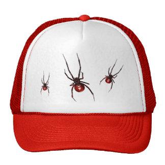 Araña del Redback Gorro