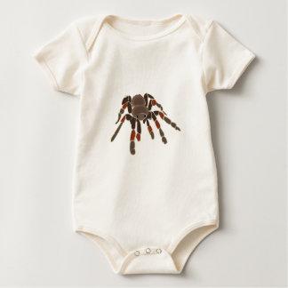 Araña del Tarantula Body Para Bebé