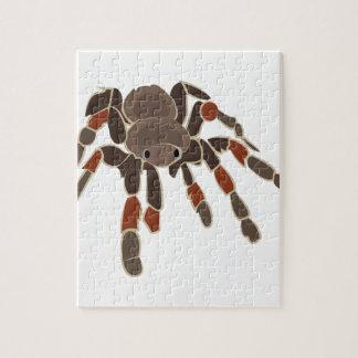 Araña del Tarantula Puzzles