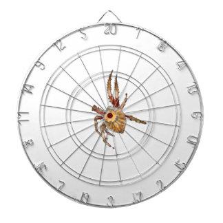 Araña del tejedor del orbe del jardín