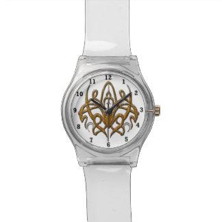 Araña del tigre reloj