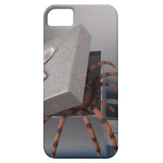 Araña en caja de regalo funda para iPhone SE/5/5s