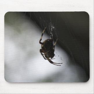 Araña en la tela - oscuridad tapetes de ratones