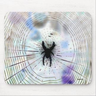 Araña en Web Tapete De Ratones