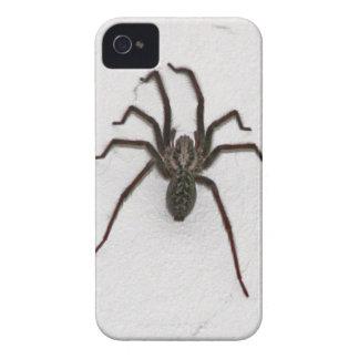Araña espeluznante Case-Mate iPhone 4 cárcasas