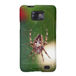 Araña Samsung Galaxy SII Funda