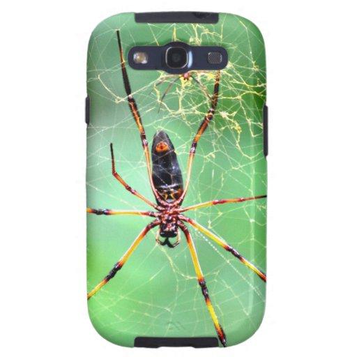 Araña gigante galaxy s3 protector