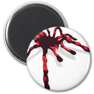 Araña gigante imán de frigorífico