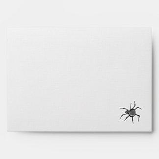 Araña linda; Metal-mirada
