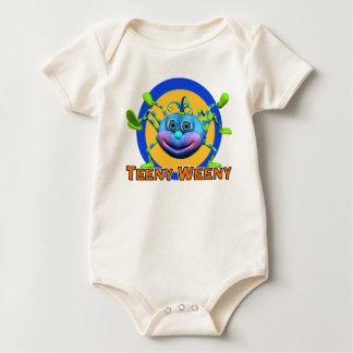 Araña minúscula de GiggleBellies Body Para Bebé