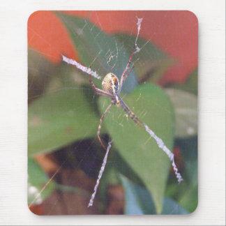 Araña Mousepad del orbe