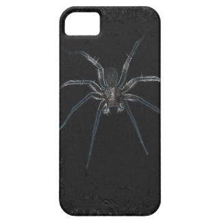 Araña oscura iPhone 5 fundas