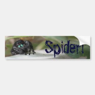 ¡Araña! Pegatina Para Auto