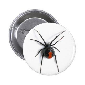 Araña Pin Redondo 5 Cm
