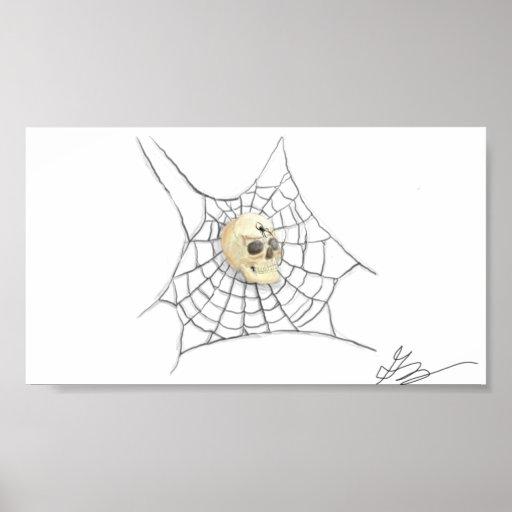 Araña Póster