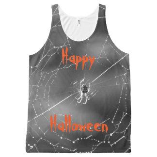 Araña t.shirt de Halloween