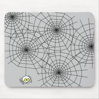 Araña traviesa Mousepad Tapete De Ratones