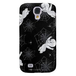 Araña y Web Pern de Casper Carcasa Para Galaxy S4