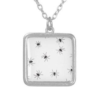arañas colgante cuadrado