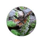 Arañas de los arácnidos de los insectos de Kooskoo Relojes De Pared