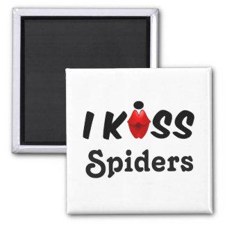 Arañas del beso del imán I