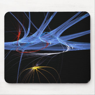 Arañas del espacio tapete de ratón