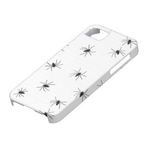 Arañas iPhone 5 Carcasas