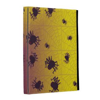 Arañas negras de arrastre