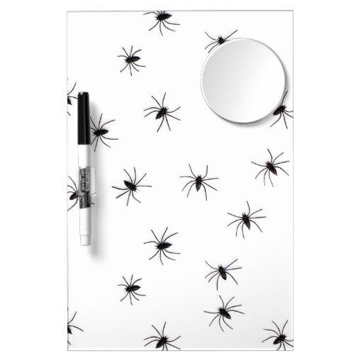 Arañas Pizarra Blanca