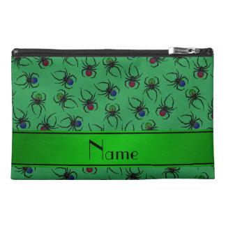 Arañas verdes conocidas personalizadas