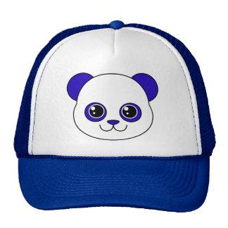 Arándano lindo de la panda gorros