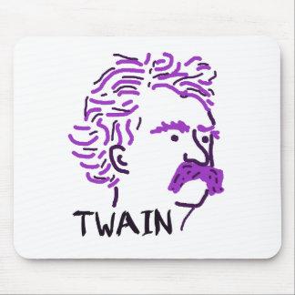 Arándano Twain Alfombrillas De Ratones