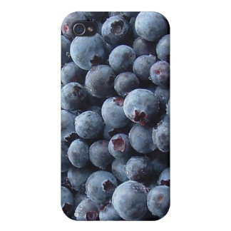 Arándanos iPhone 4 Carcasa