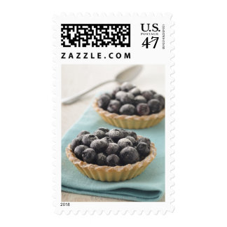 arándanos poco agrio sello postal