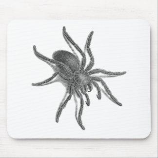 Aranea Avicularia araña cubana negra Alfombrilla De Raton