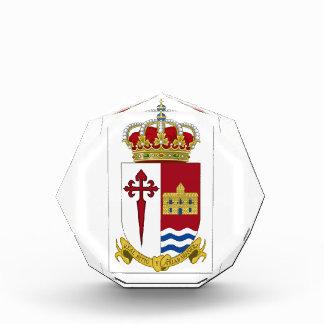 Aranjuez Coat of Arms (Spain) Awards