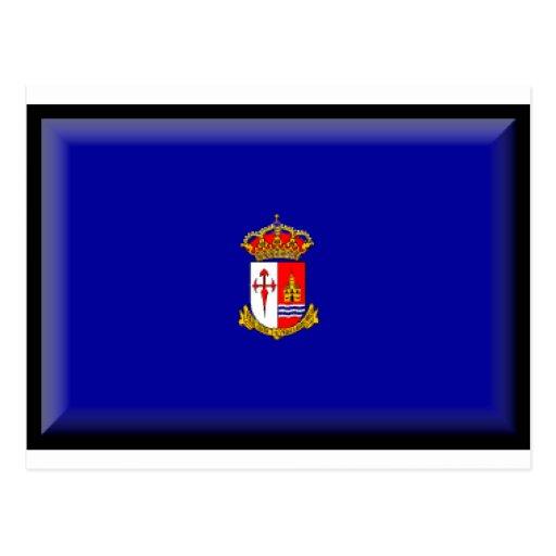 Aranjuez Flag Postcards