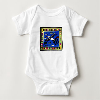 Arapaho Albatross Baby Bodysuit