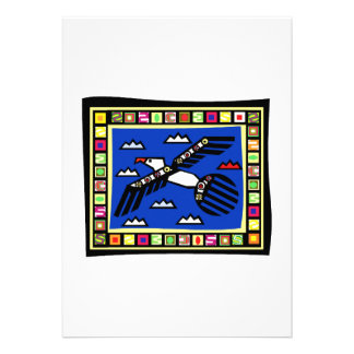 Arapaho Albatross Personalized Invitation