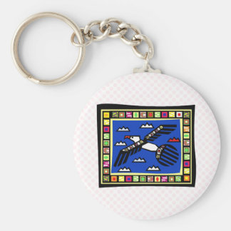 Arapaho Albatross Keychain